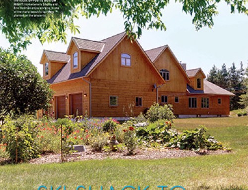 "Featured Article in ""Our Homes"" Magazine"