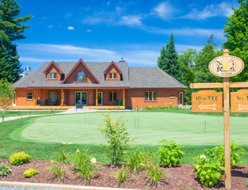 New Clubhouse at North Granite Ridge Golf Course