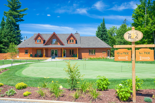North Granite Ridge Clubhouse